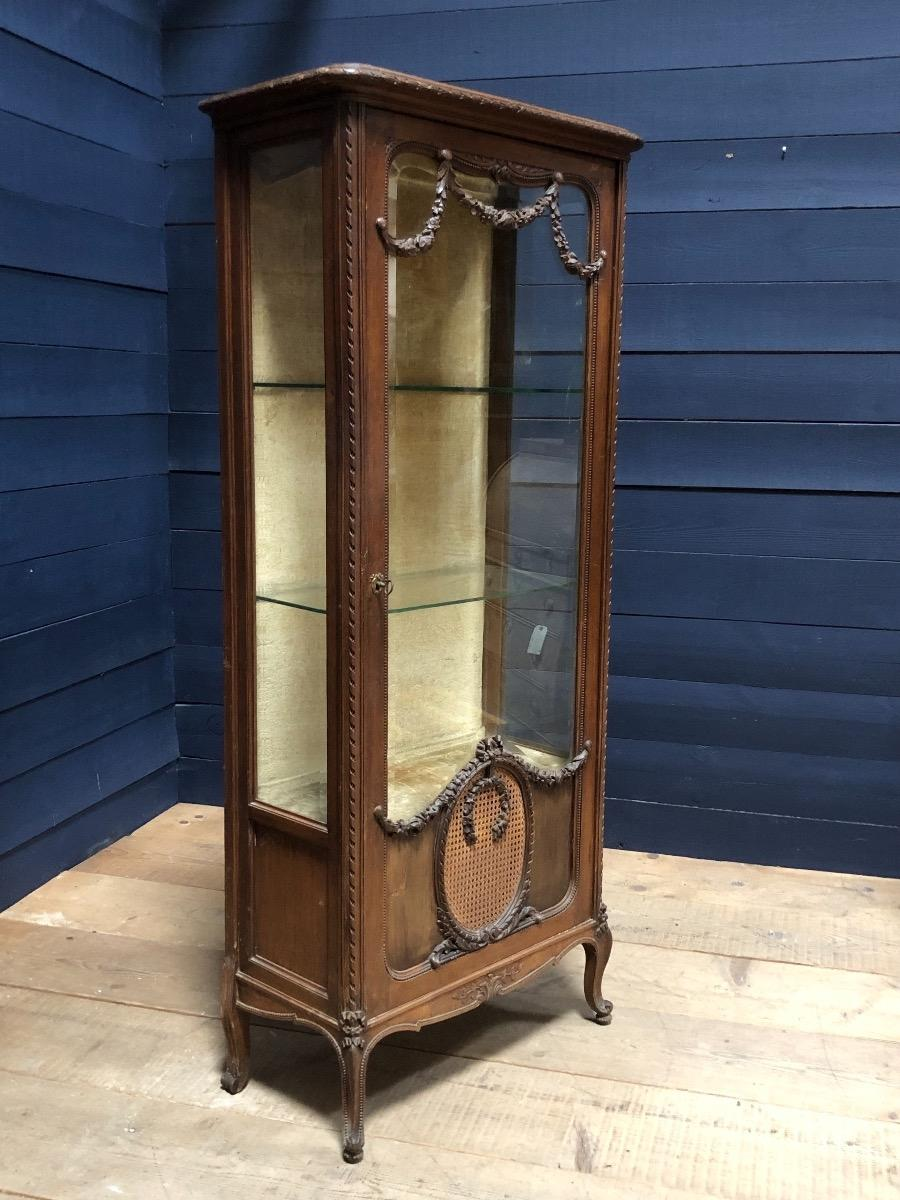 Antique display cabinet - Antique Display Cabinet - Display Cabinets - FURNITURE - Antiques