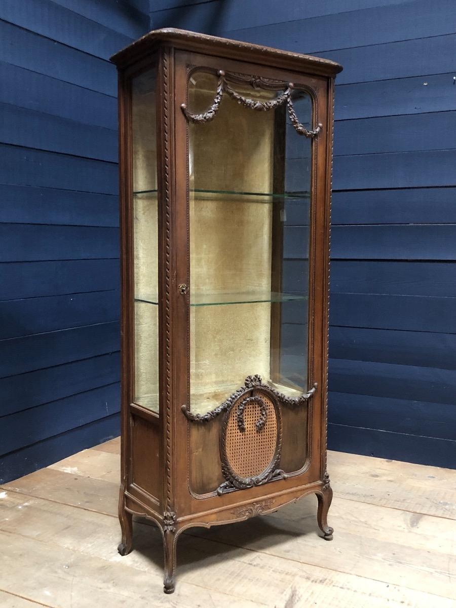 Antique display cabinet - Display Cabinets - FURNITURE - Antiques &  Furniture - Antique Display Cabinet - Display Cabinets - FURNITURE - Antiques